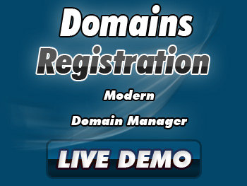 Inexpensive domain name services